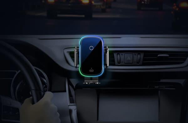Продвинутый автомобильный держатель телефона от Baseus