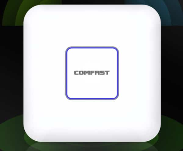 Точка доступа Comfast CF-E455AC, купленная на Aliexpress