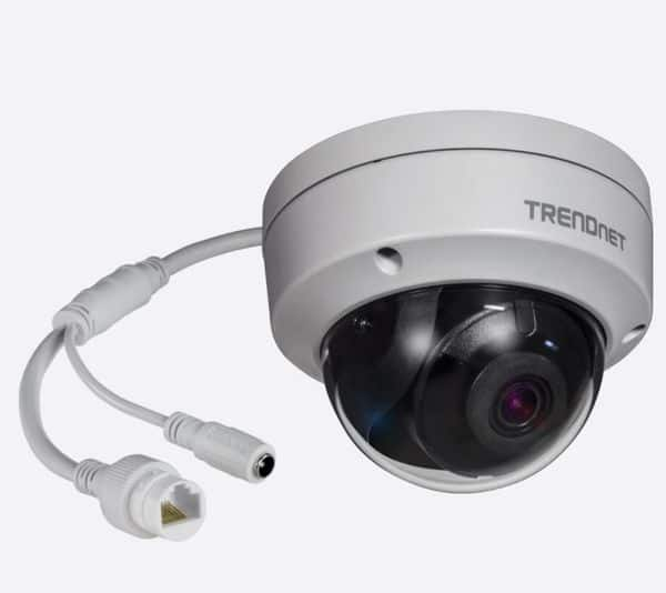 IP-камера TrendNetTV-IP1319PI с поддержкой 4K