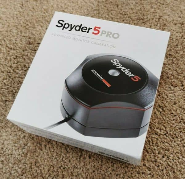 Мониторный калибратор Datacolor Spyder 5 Pro