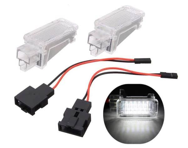 LED-светильники для салона авто
